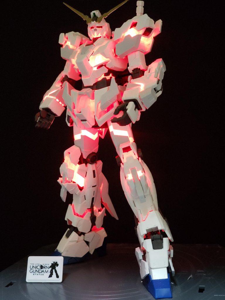 RGユニコーン(ライトニングモデル) アピールショット1