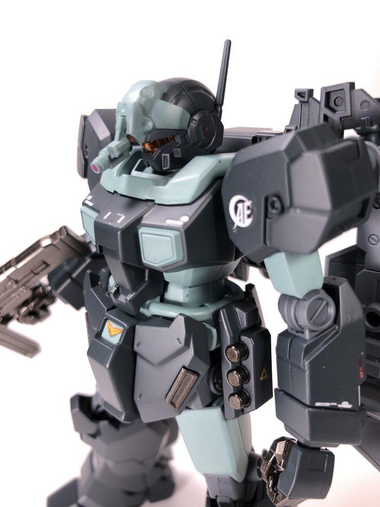 HG ジェスタ(シェザール隊仕様B&C装備)