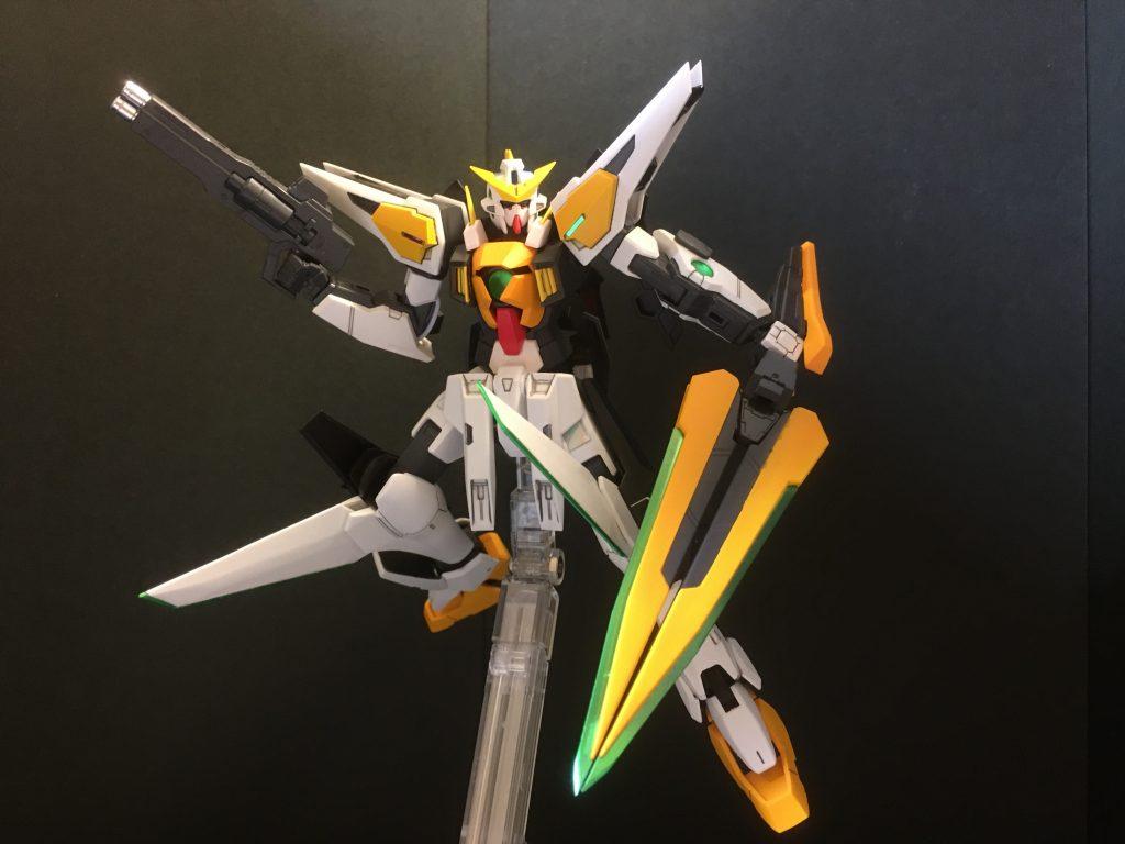 アレンジキュリオス/HG アピールショット8