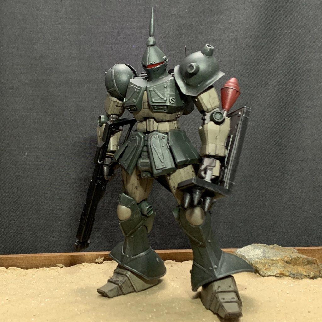 陸戦型ギャン
