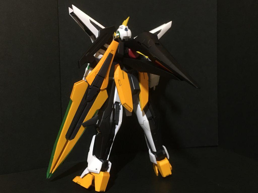 アレンジキュリオス/HG アピールショット6