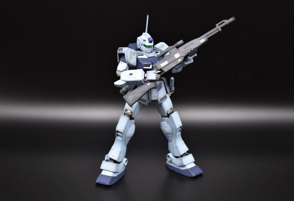 RX-80F アピールショット6