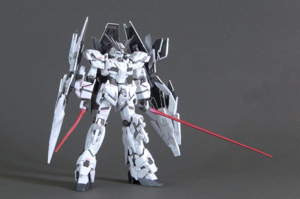 HG ユニコーンガンダム -mono- アピールショット3