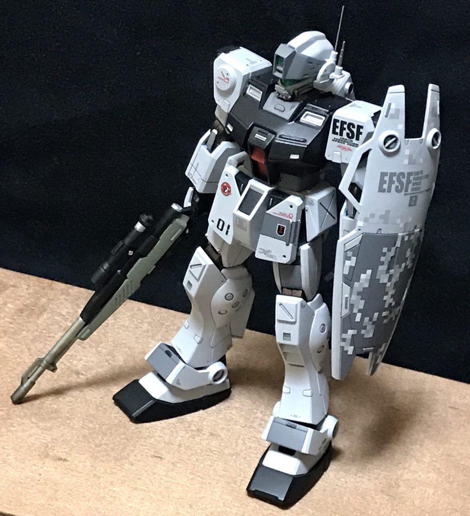 1/144 RGM-79SP GM SNIPER Ⅱ