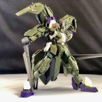 "Gundam・Gusion-Rebake""Whezavy"""