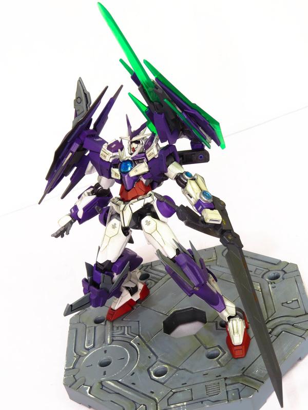 "Buster Blade ""Schneider"" アピールショット4"