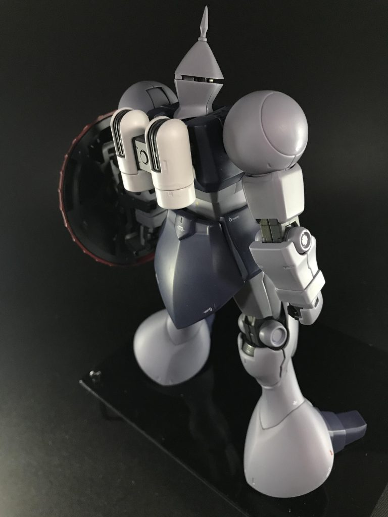 MG YMS-15 GYAN【original】 アピールショット8