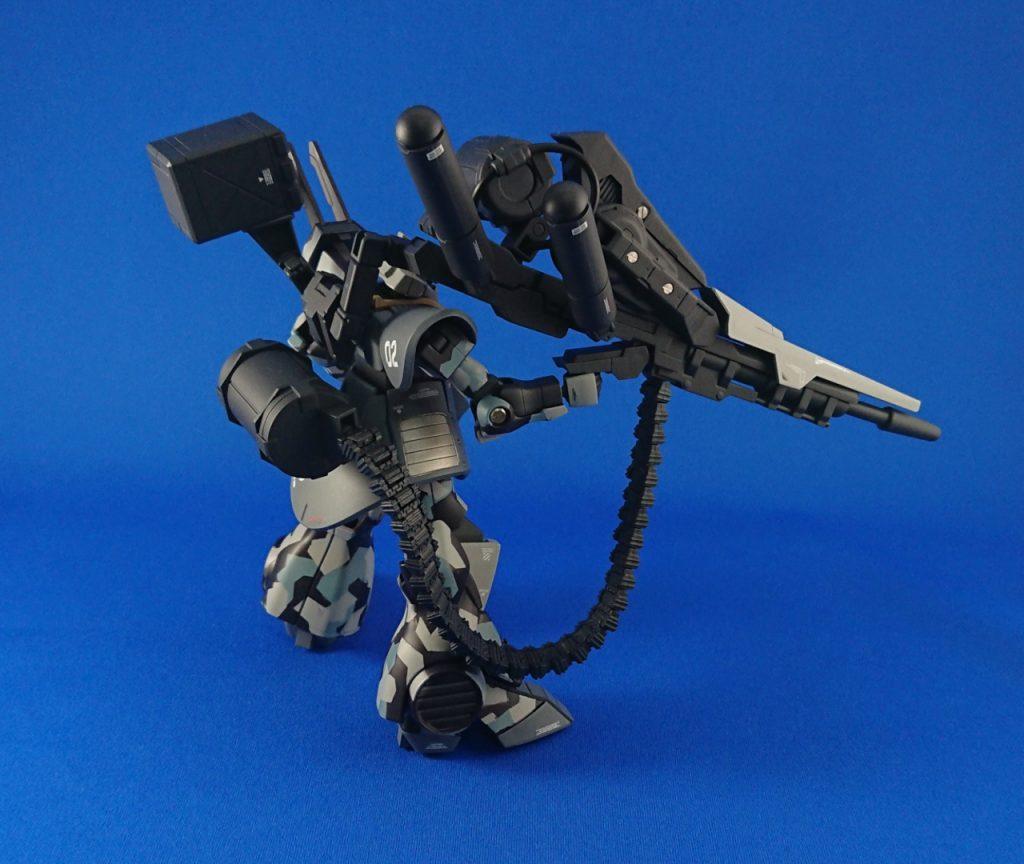 ディジェ(次期兵装試作型) HG 1/144 MSK-008-TX DIJEH W-TEST TYPE アピールショット3