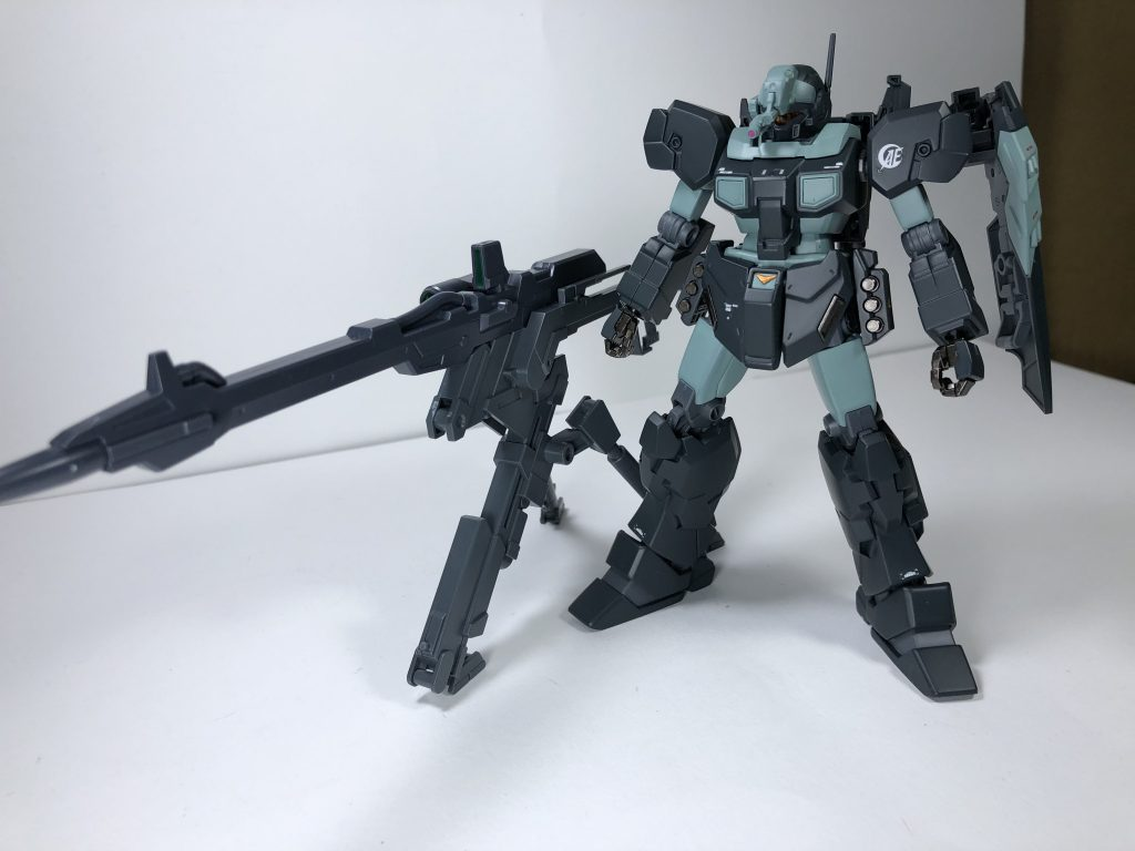 HG ジェスタ(シェザール隊仕様B&C装備) アピールショット3