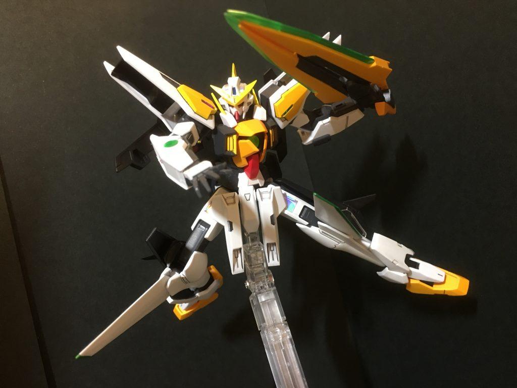 アレンジキュリオス/HG アピールショット3