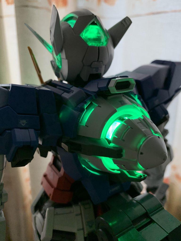 PGエクシア lighting model アピールショット4