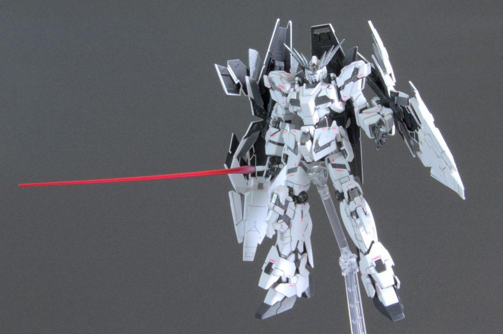 HG ユニコーンガンダム -mono- アピールショット5