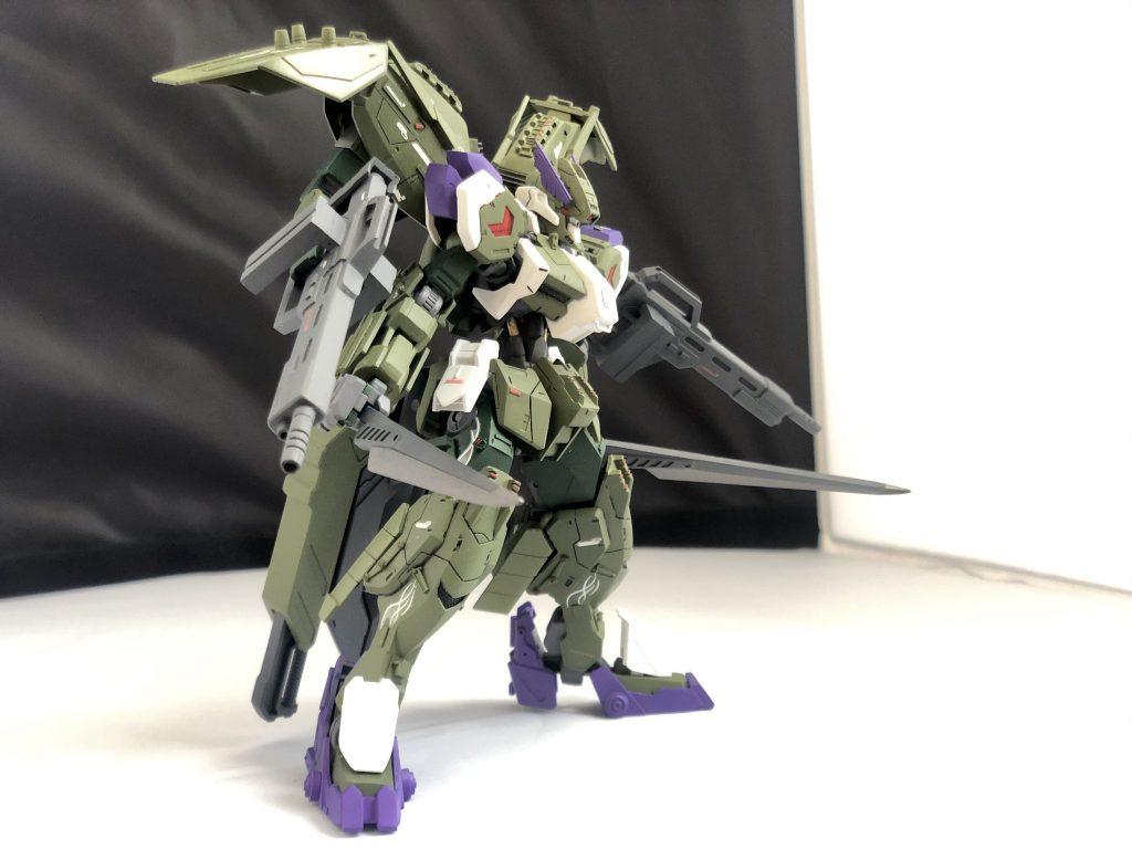 """Gundam・Gusion-Rebake""""Whezavy"""" アピールショット1"""