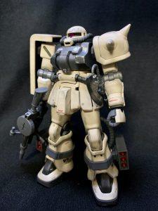 ザクⅡF2型(連邦軍仕様)