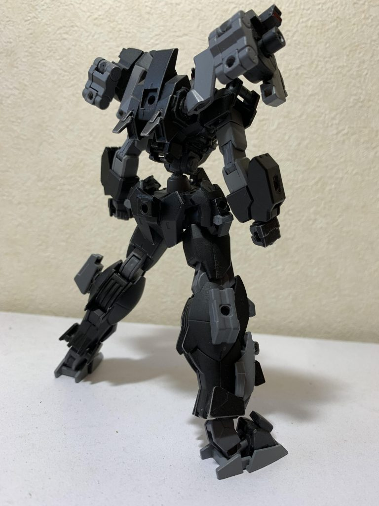 MS-typeG-07 ガンダムリベリオン アピールショット2