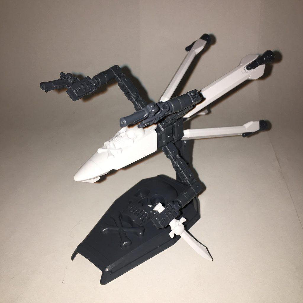 重力の戦士「ガンダムコアグラビティ」 制作工程1
