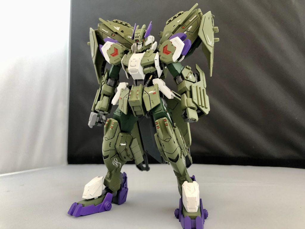 """Gundam・Gusion-Rebake""""Whezavy"""" アピールショット4"""