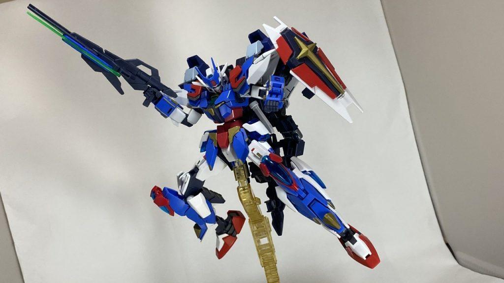 EARTHREE GUNDAM W Mk-II