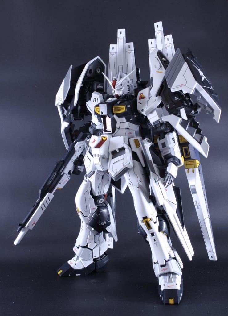 RX-93 νガンダム Ⅰ型装備