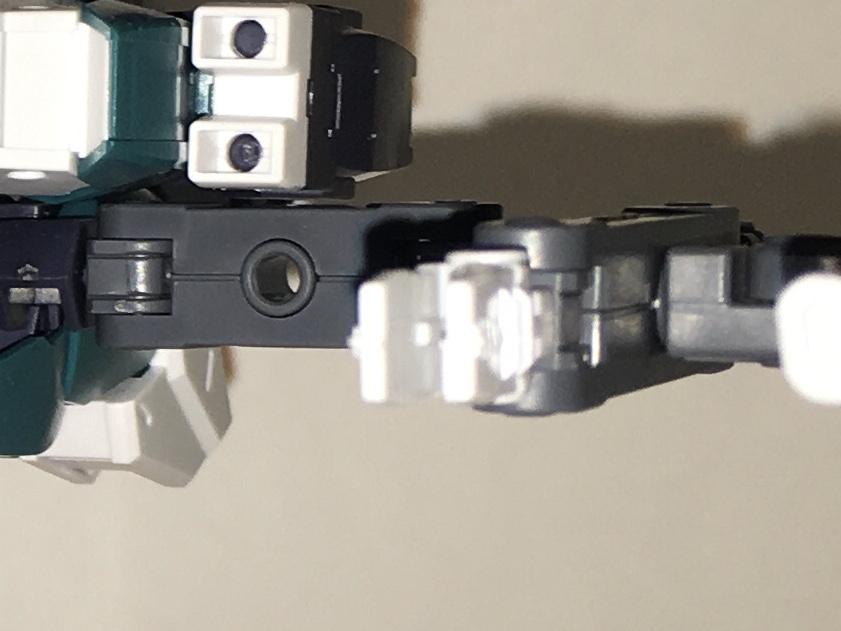 防護の戦士「ガンダムコアディフェンダー」 制作工程1