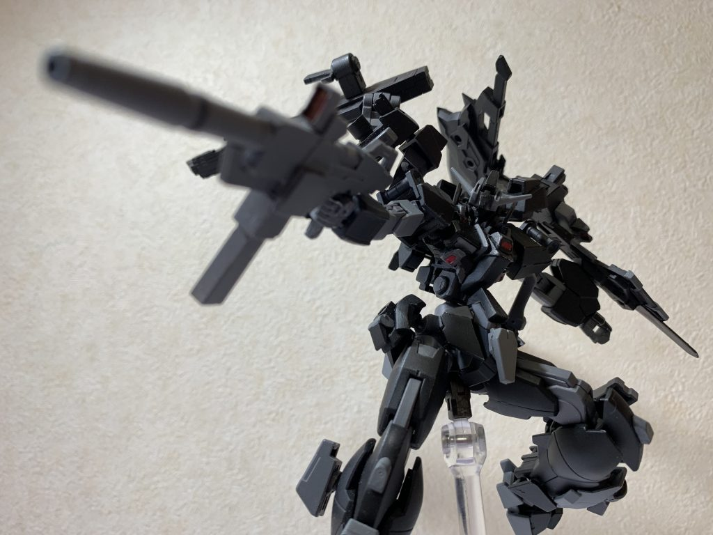 MS-typeG-07 ガンダムリベリオン アピールショット3