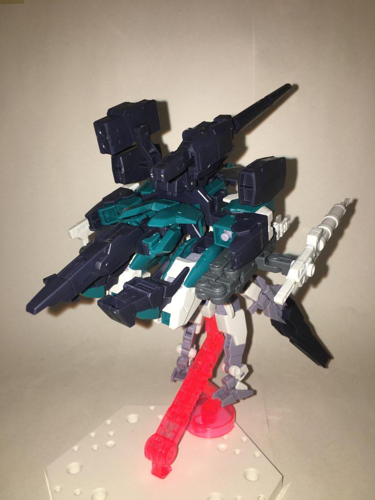 防護の戦士「ガンダムコアディフェンダー」 アピールショット2