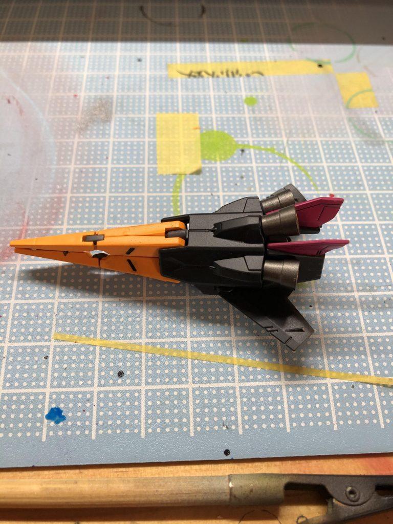 MG ブリッツガンダム 制作工程3