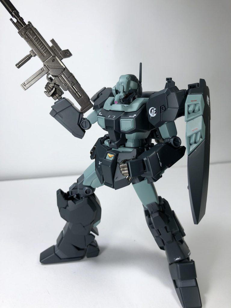 HG ジェスタ(シェザール隊仕様B&C装備) アピールショット2