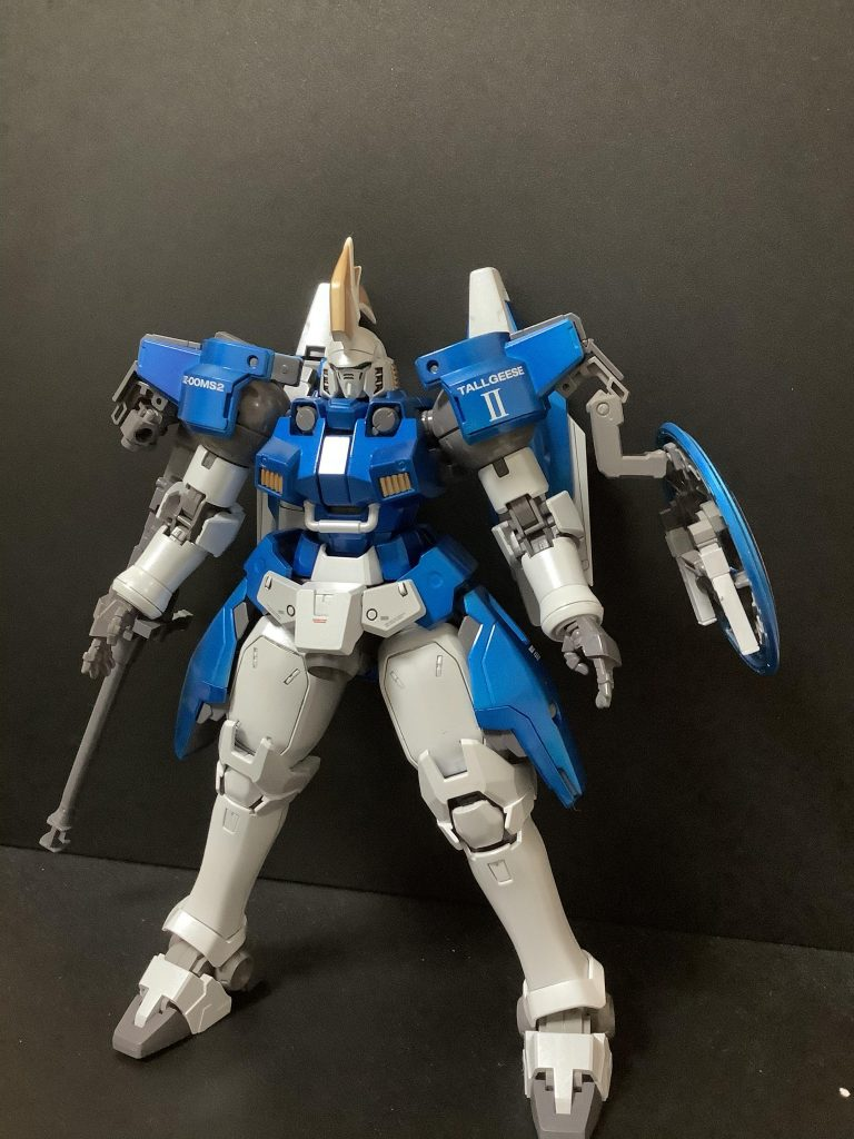 MG トールギスⅡ エレガント仕様 アピールショット3