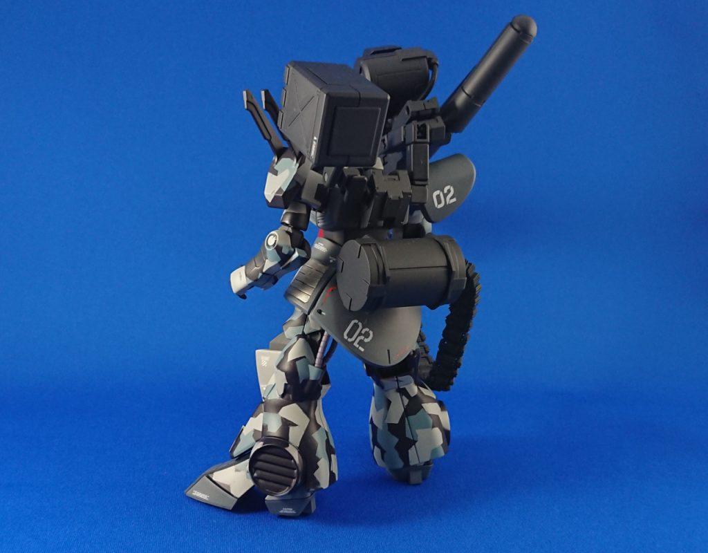 ディジェ(次期兵装試作型) HG 1/144 MSK-008-TX DIJEH W-TEST TYPE アピールショット4