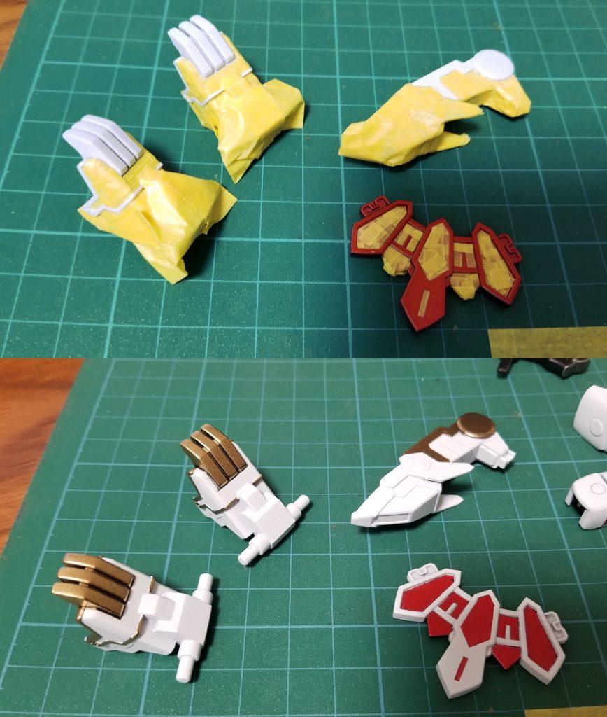 SD RX-零丸 制作工程1