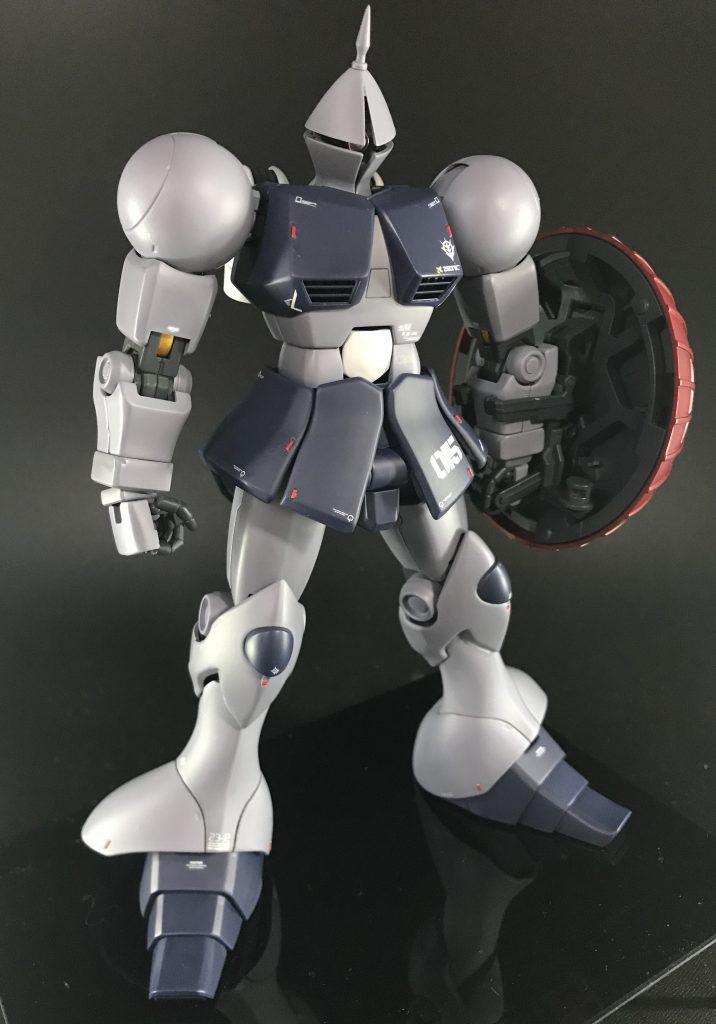 MG YMS-15 GYAN【original】 アピールショット1