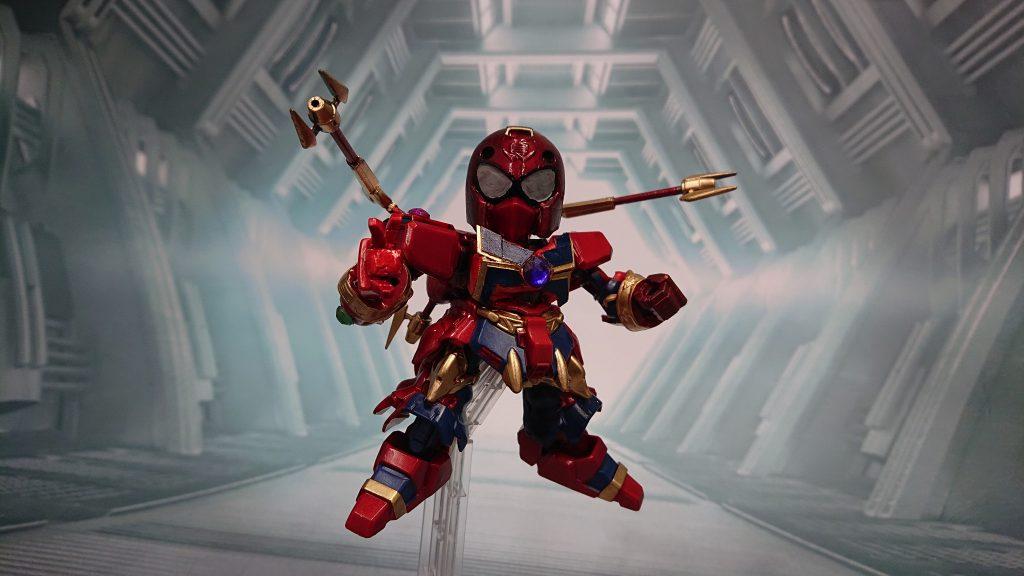 スパイダーマン・IW アピールショット1
