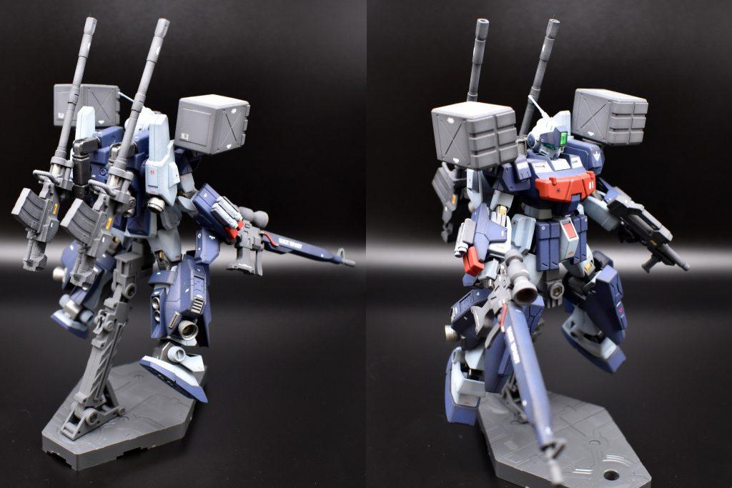 RX-80F アピールショット5