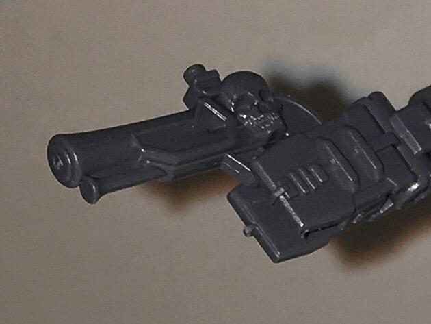 重力の戦士「ガンダムコアグラビティ」 アピールショット3