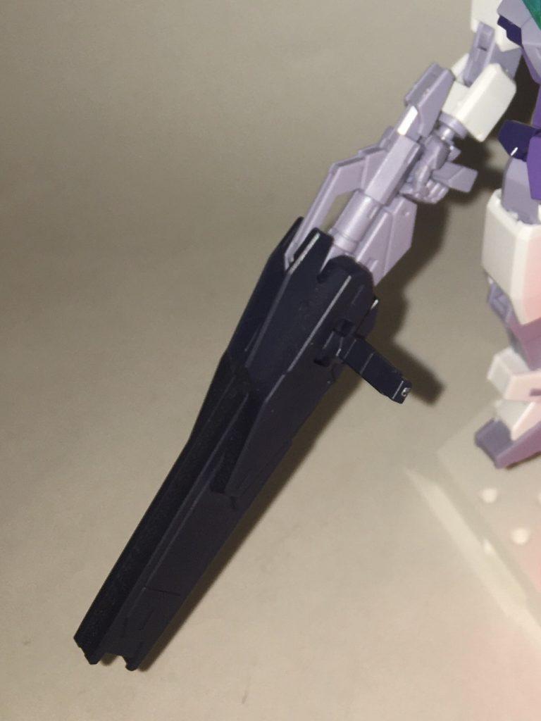 防護の戦士「ガンダムコアディフェンダー」 アピールショット3