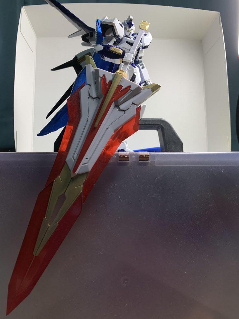 ソウルセイバー・ストライク アピールショット1