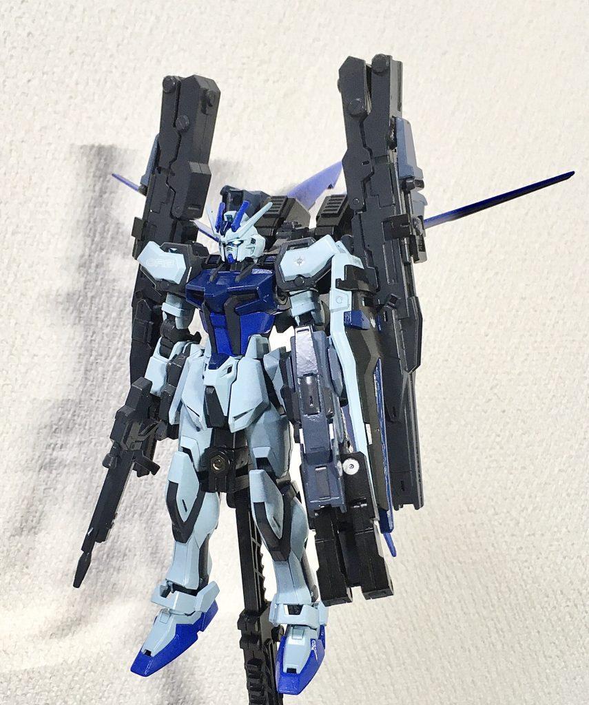 MBF-02K+P203LQX    ストライクキアノス I.W.S.P.L.装備