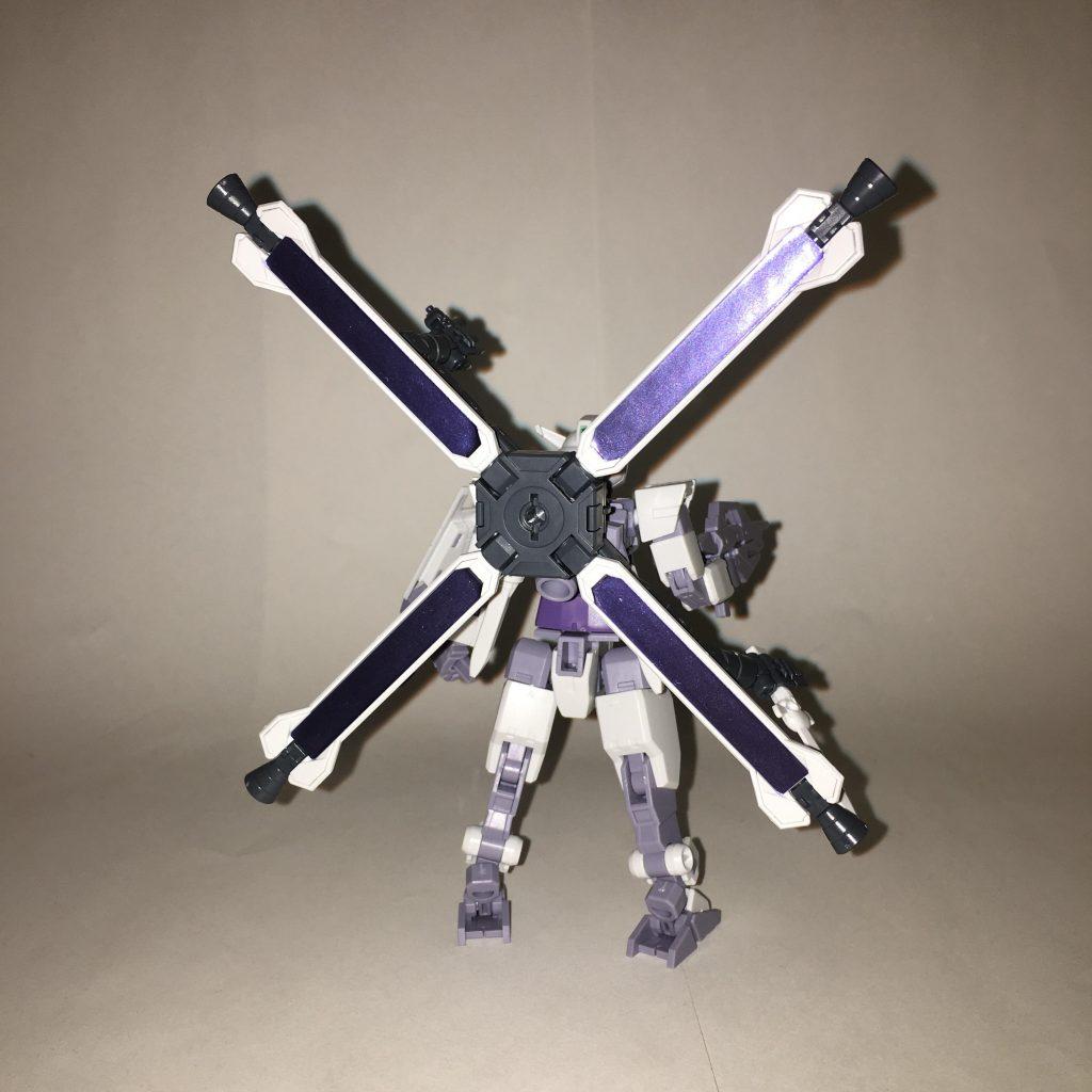 重力の戦士「ガンダムコアグラビティ」 アピールショット2
