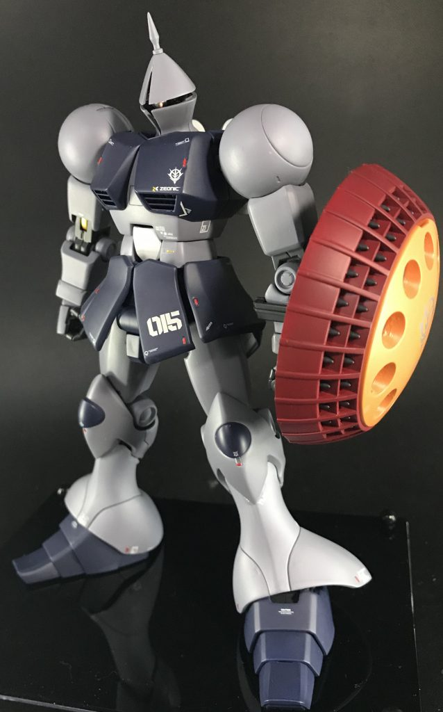 MG YMS-15 GYAN【original】 アピールショット2