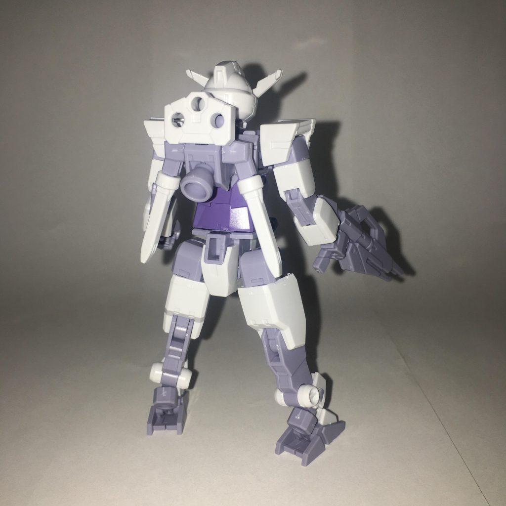 重力の戦士「ガンダムコアグラビティ」 制作工程4