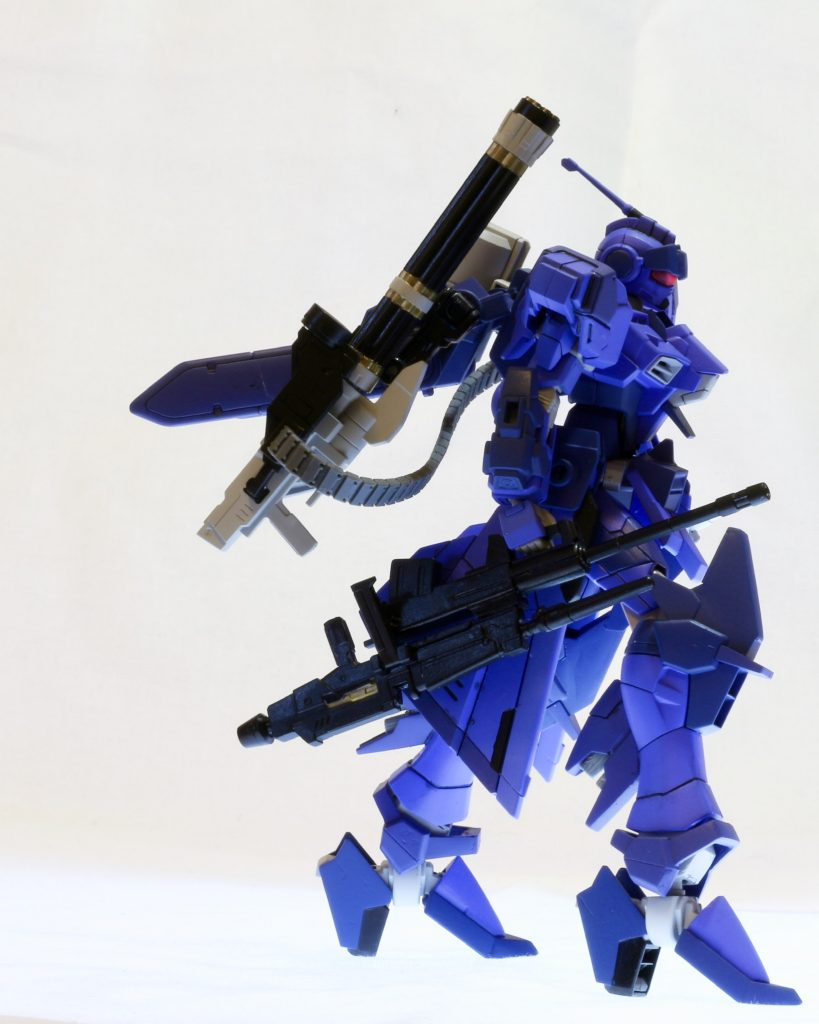 HG アメイジング・ペイルライダー 特務戦仕様