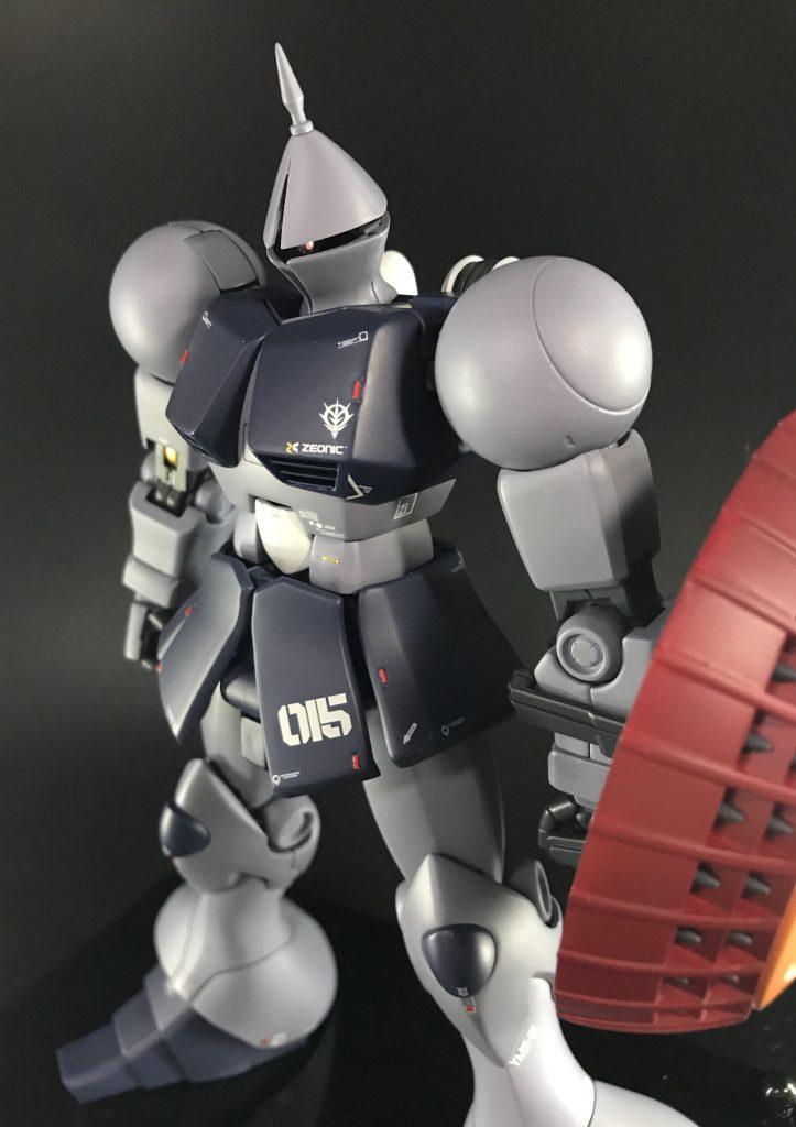 MG YMS-15 GYAN【original】 アピールショット5