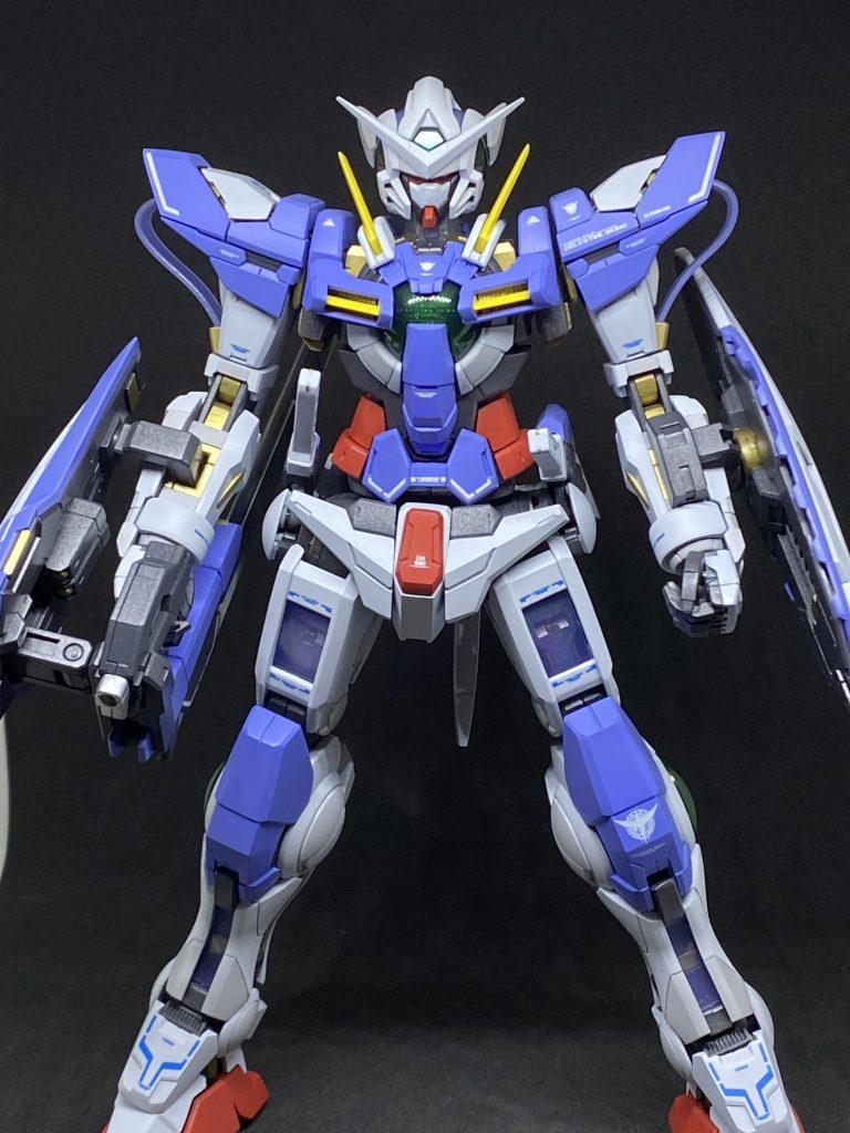 MG ガンダムエクシア アピールショット3