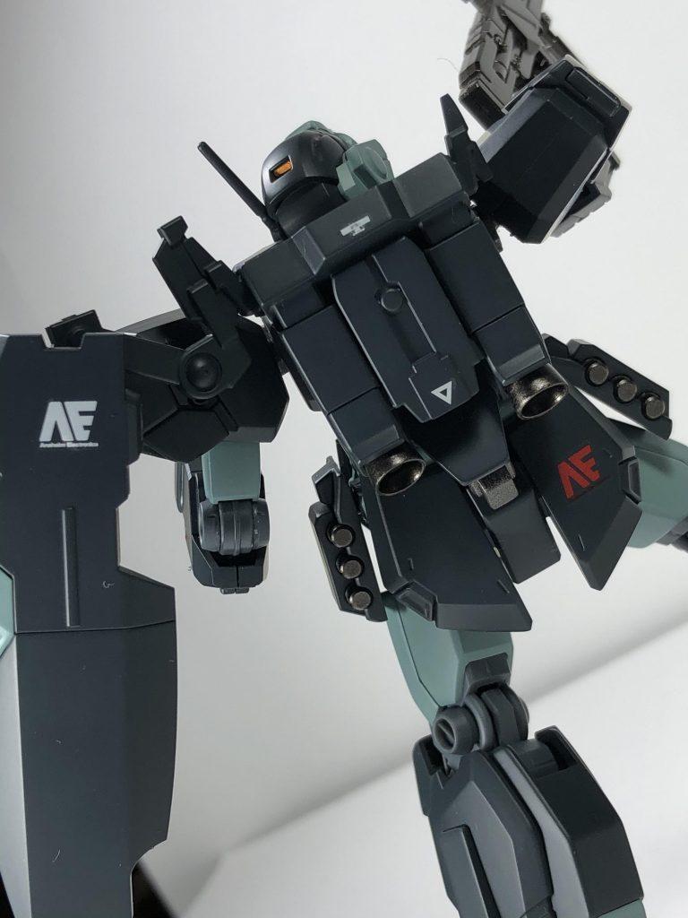 HG ジェスタ(シェザール隊仕様B&C装備) アピールショット1