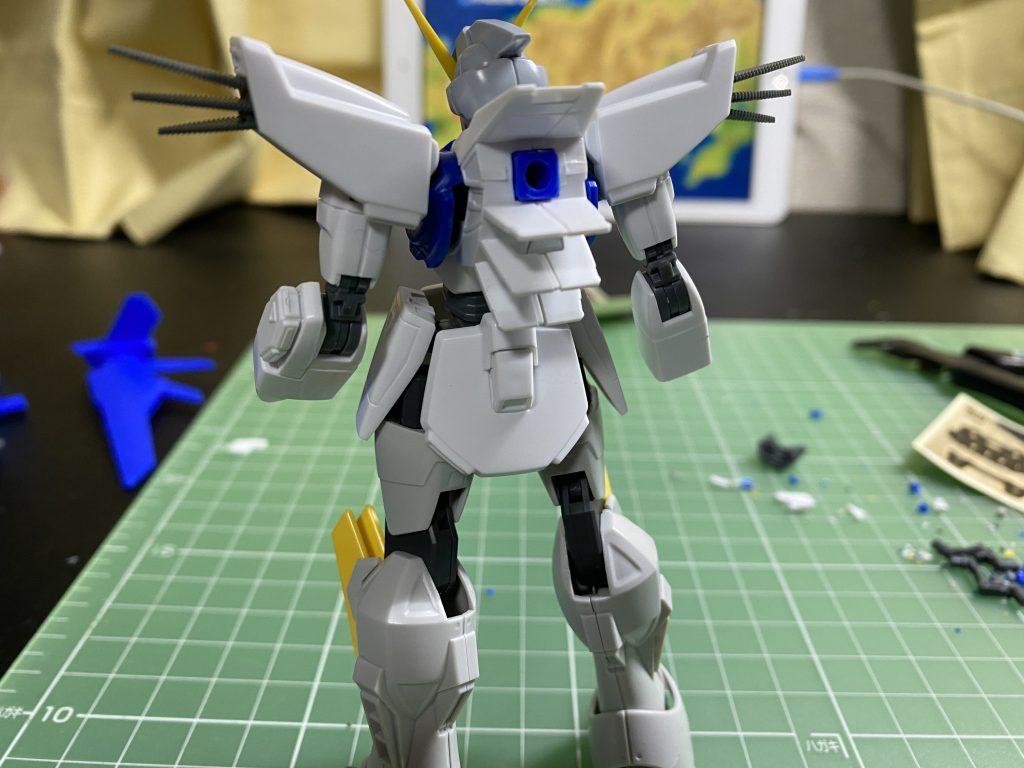 レッドファイター91 type:R 制作工程2