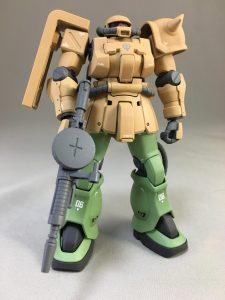 MS-06 F2 ザク  キンバライト仕様