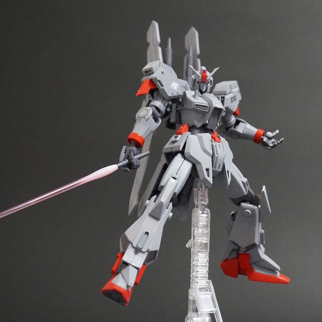 HGUC ガンダムMk-Ⅲ アピールショット6