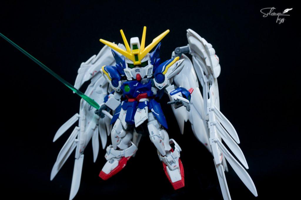 SDCS+RG Wing Gundam Zero EW アピールショット2