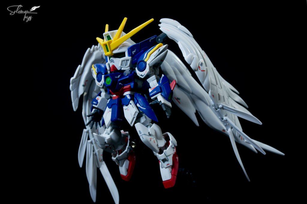 SDCS+RG Wing Gundam Zero EW アピールショット4